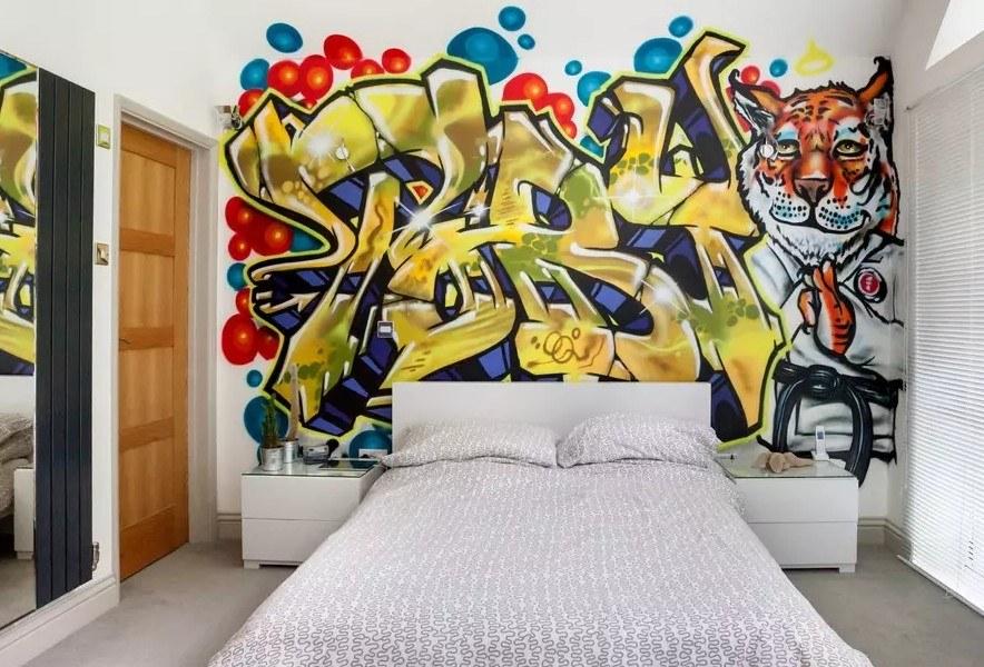 Молодежная картинка на стену