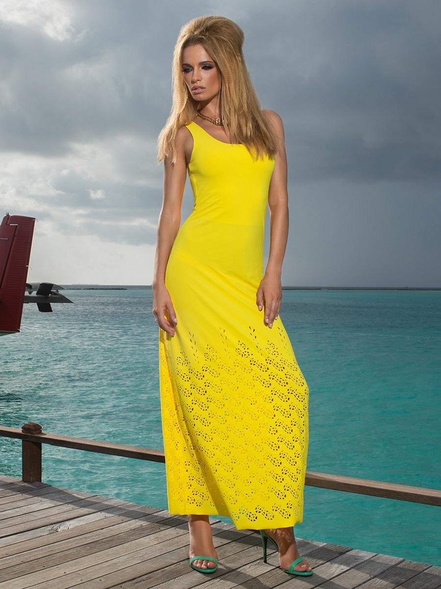 Эротические видеоролики фотомодели в желтых платьях фистинг
