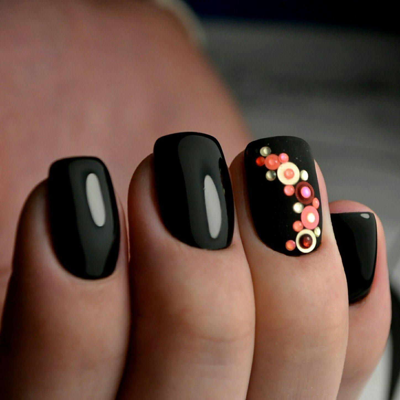 Modny Manicure Jesień Zima Top 10 Stylowe Trendy Pomysły
