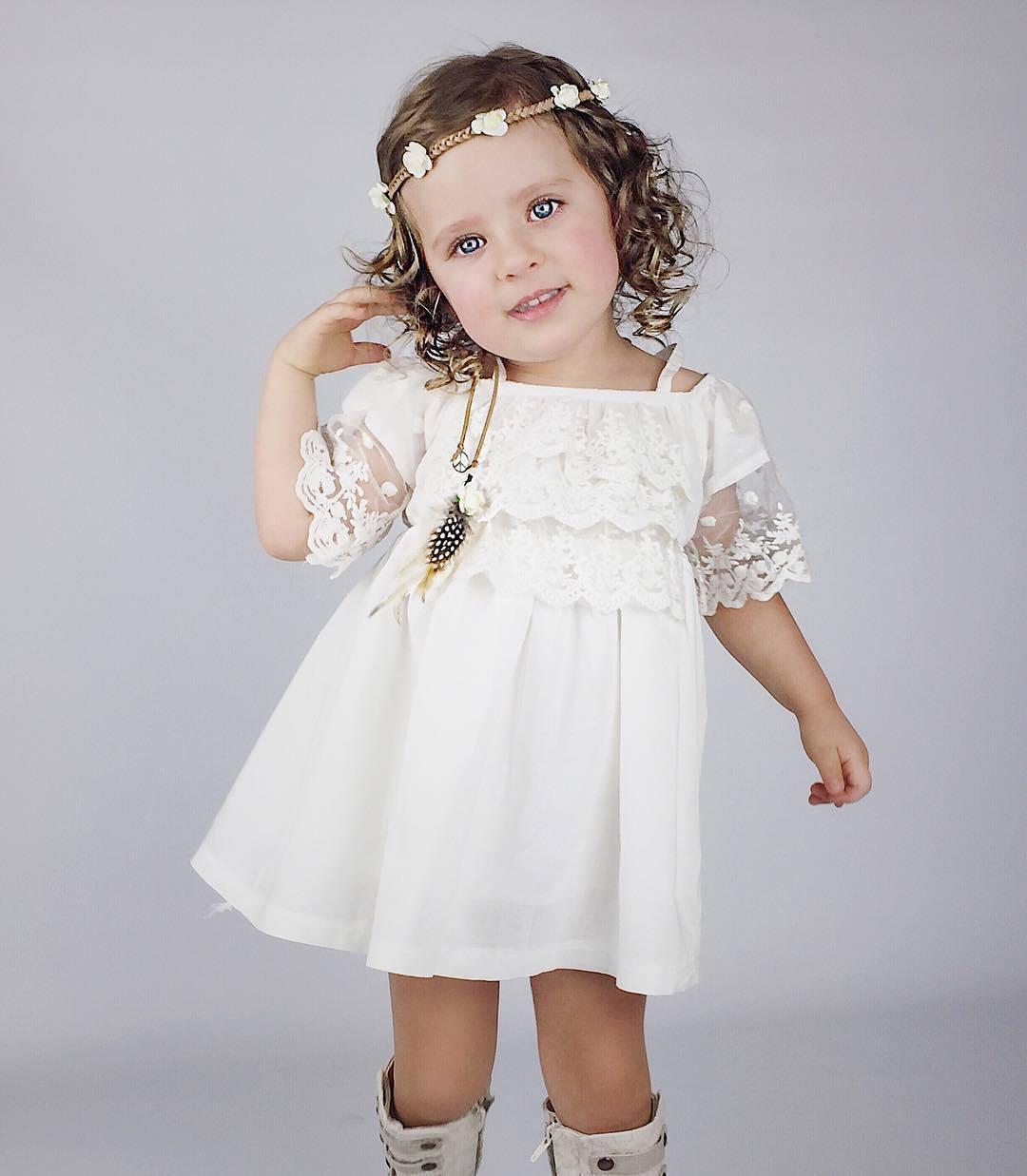 dc74d27751e Платье для девочки 3 года  100 модных и ярких новинок