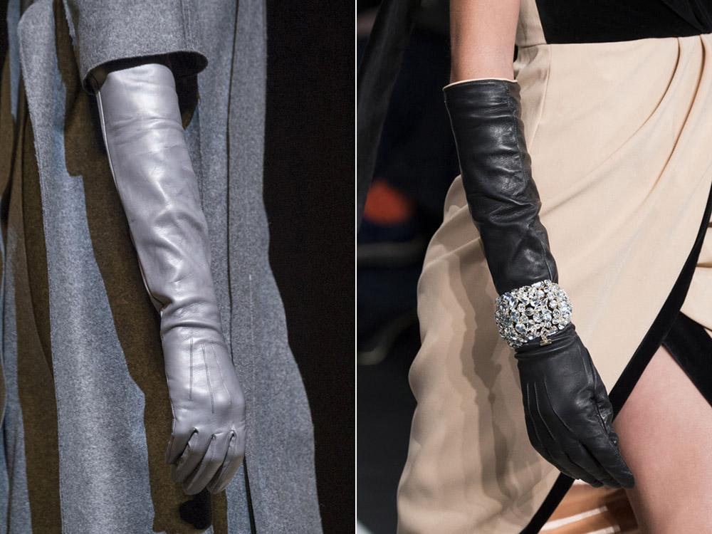 Мода на перчатки 2019