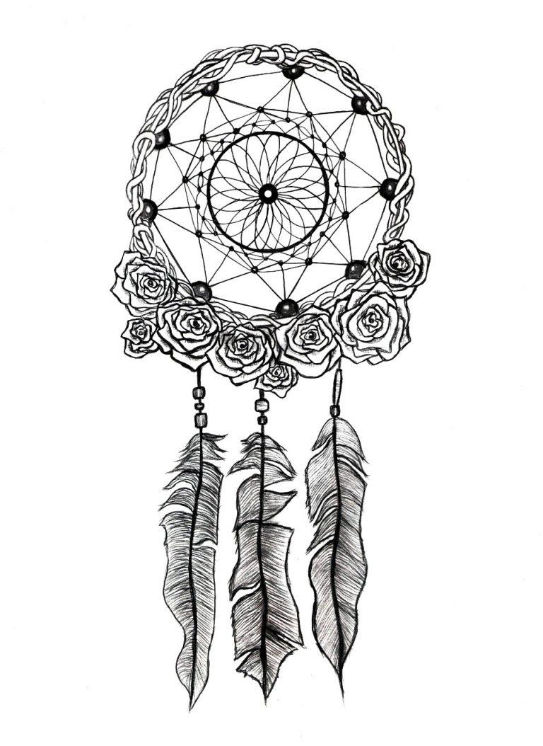 В современной практике, как правило, татуировки с ловцами снов делают либо те, кто верят в защитные свойства этого оберега, либо те, кого привлекает богатство красок индейского стиля и множество вариаций самого изображения талисмана.
