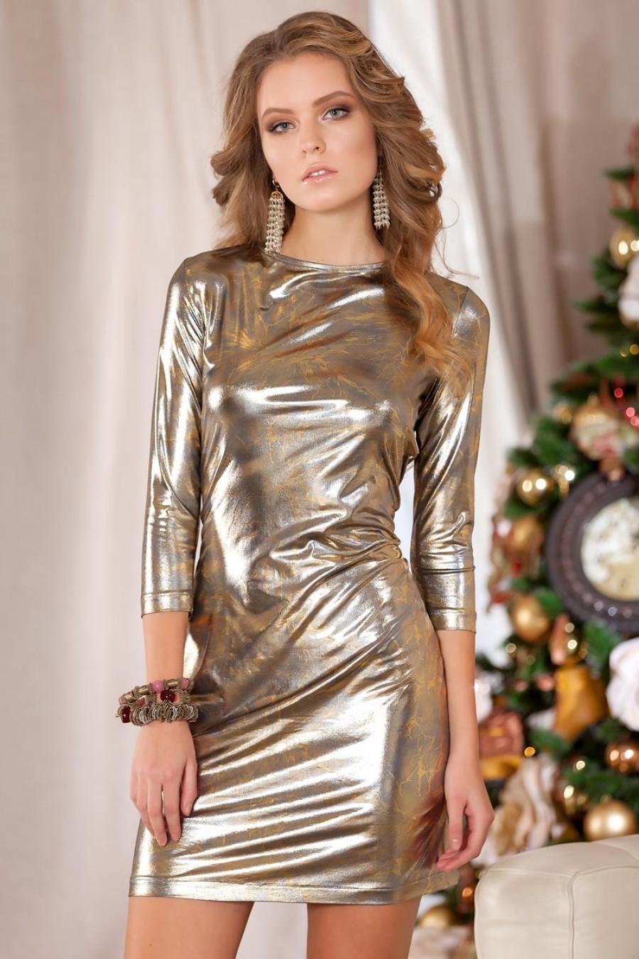 9bda600788e Модные платья на Новый год 2019  100+ фото новинок