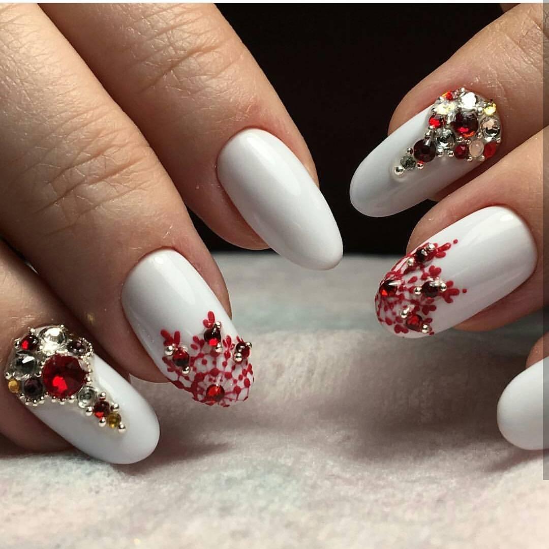 она дизайн ногтей для нового года фото вот изделия