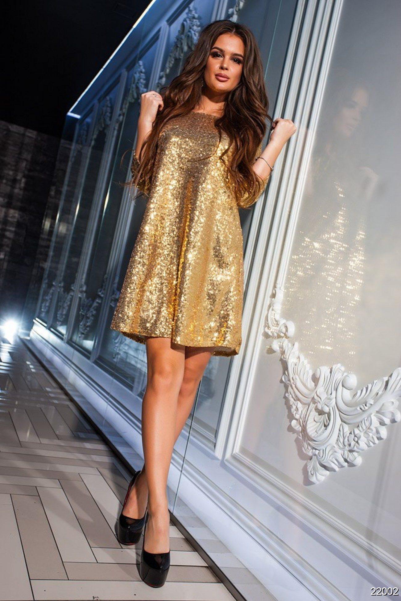 993e4679038 Шикарное платье на новый год 2019  трендовые модели уходящего года