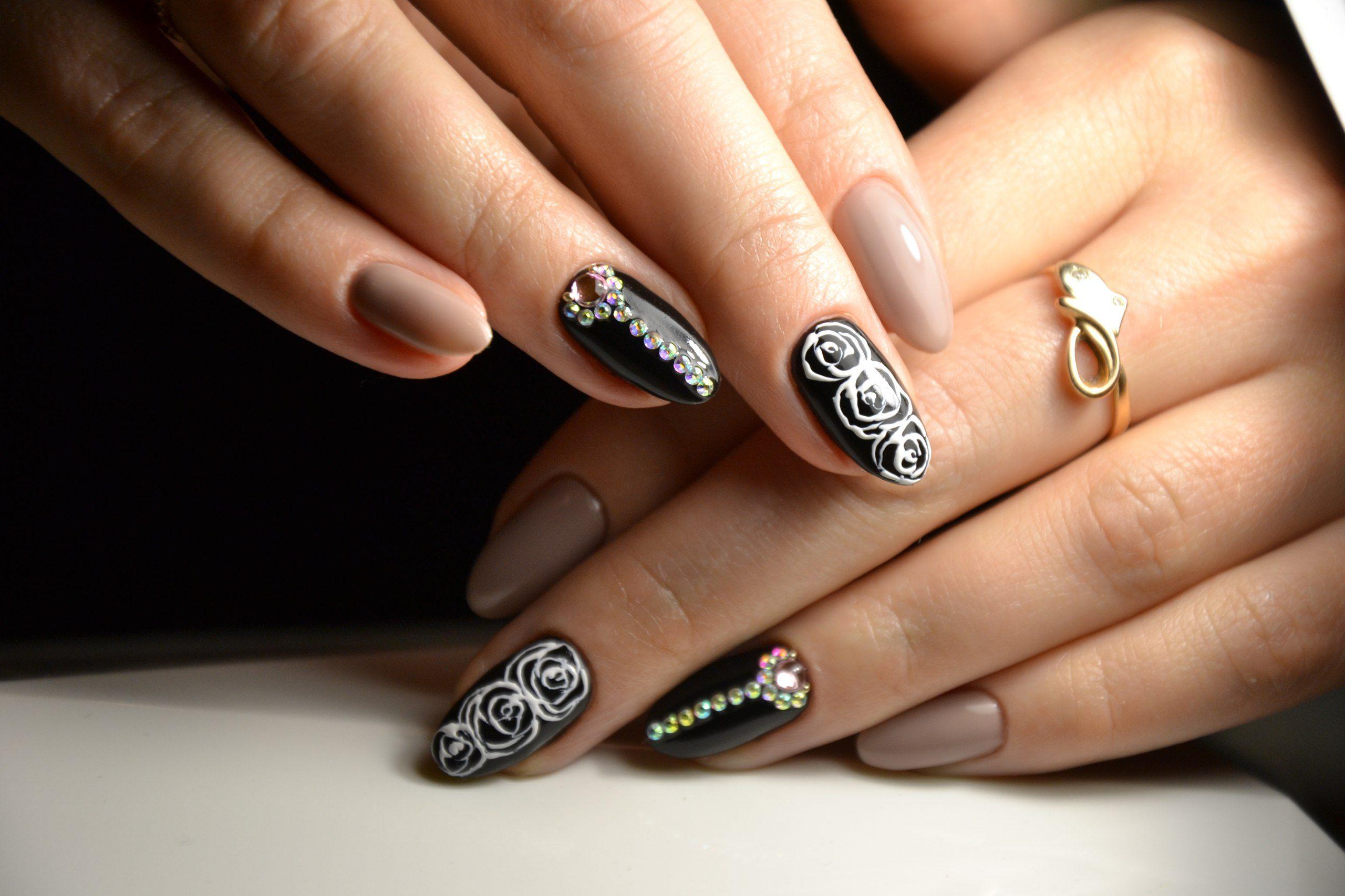 23 ЛУЧШИХ новинок дизайна ногтей ЗИМА 23: фото, идеи ...