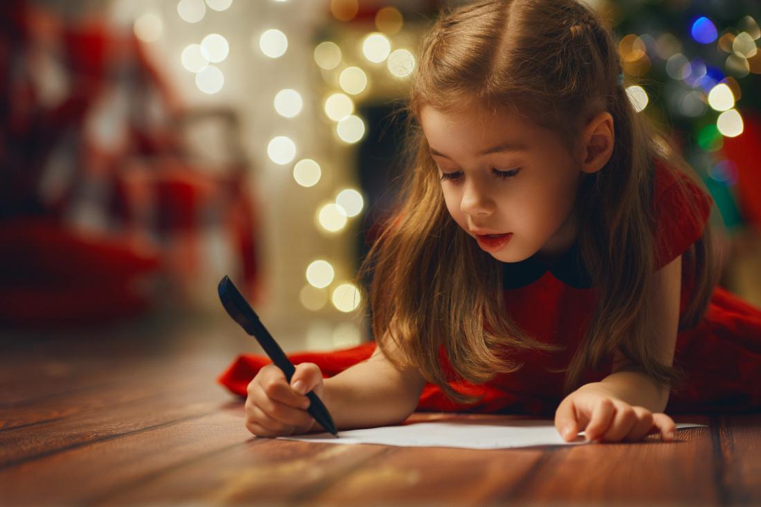 Как с ребенком написать письмо Деду Морозу. Оформление письма Деду Морозу