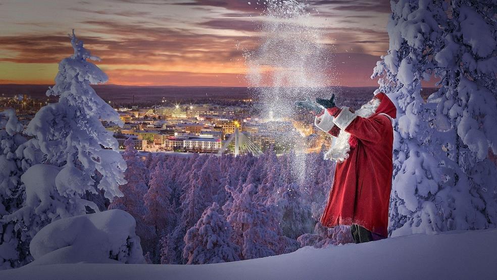 Отдых в финляндии на новый год 2019