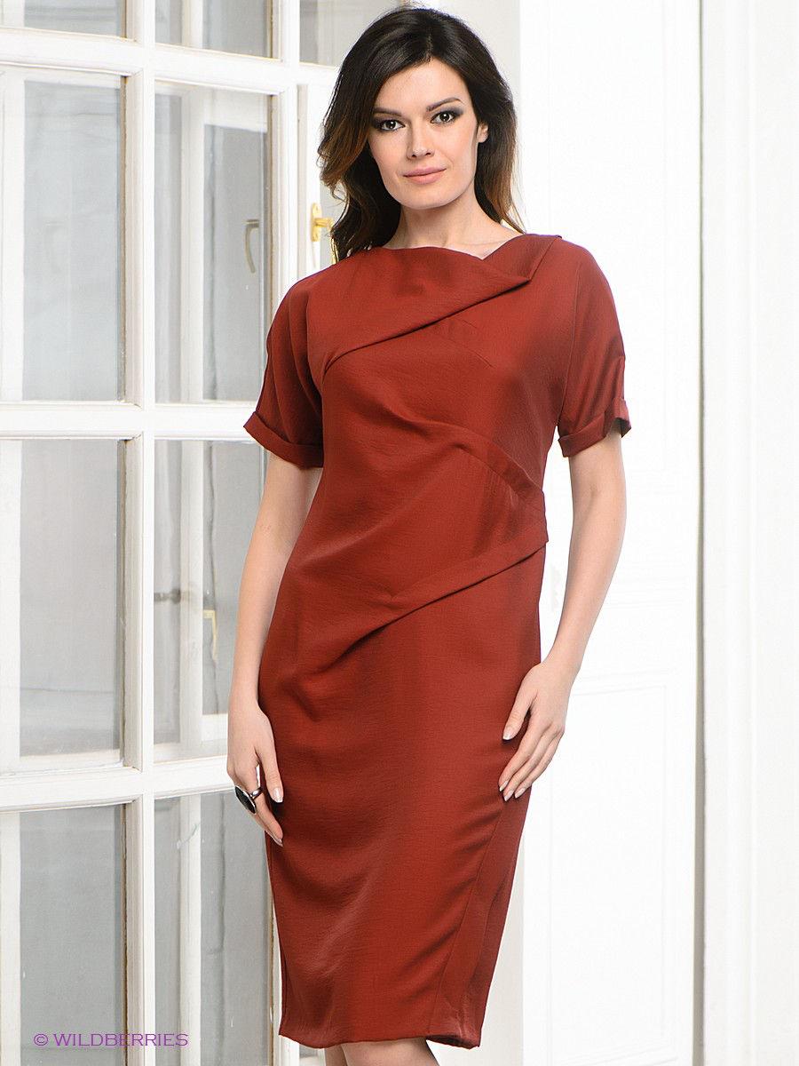17fa2797cf7c10d Модные платья для женщин 40 лет: 100+ фото стильных фасонов, моделей