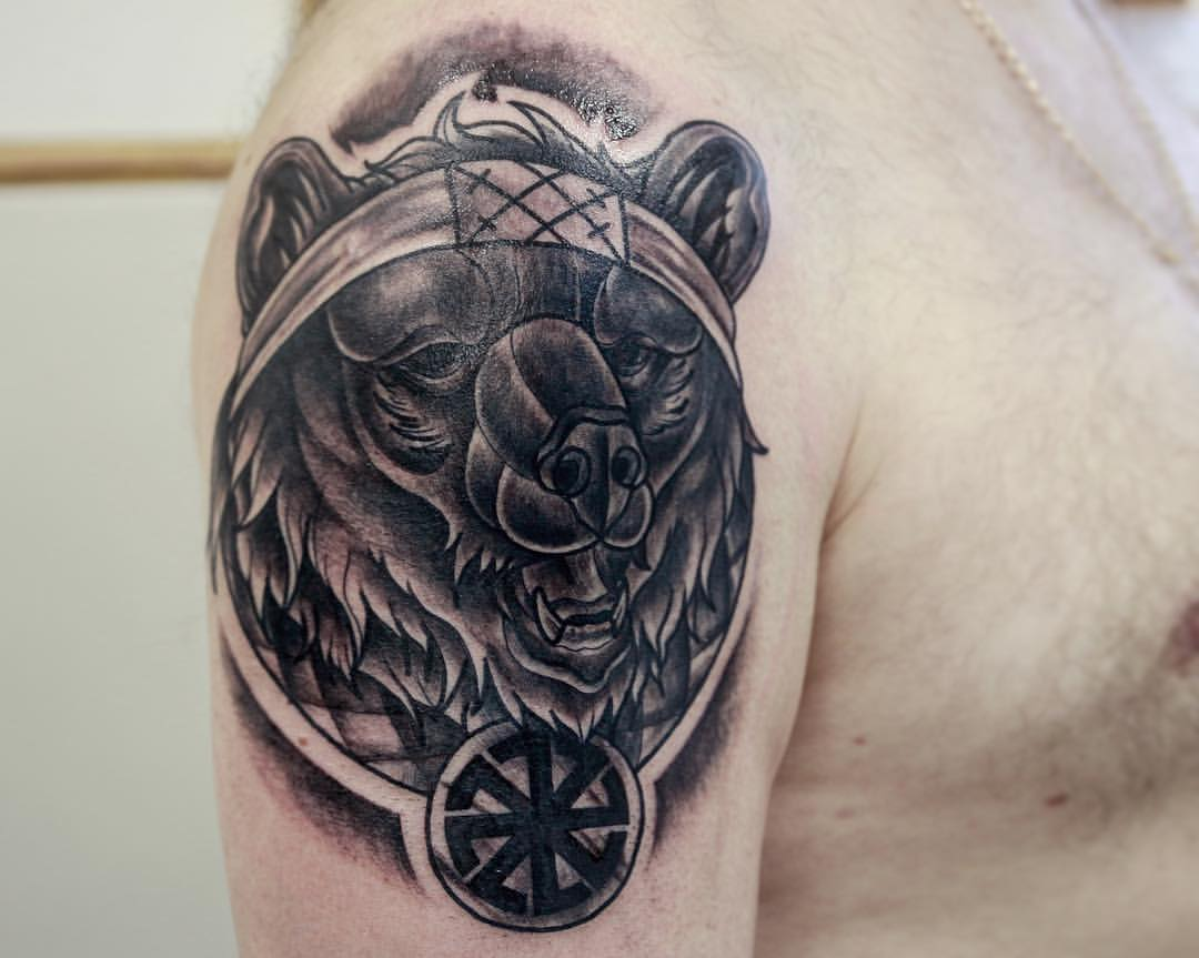 Beautiful тату руны славянские