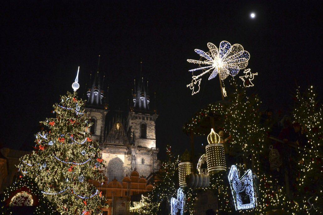Поздравления с новым годом на чешском