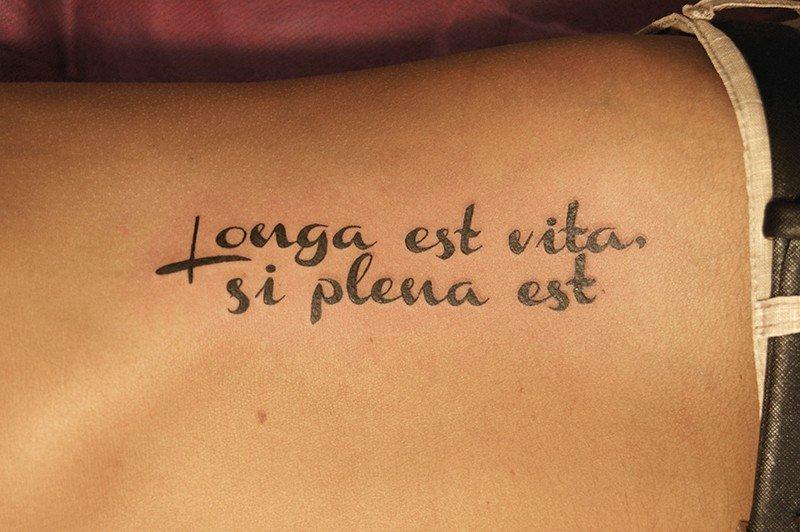 Красивые надписи на латинском с картинками
