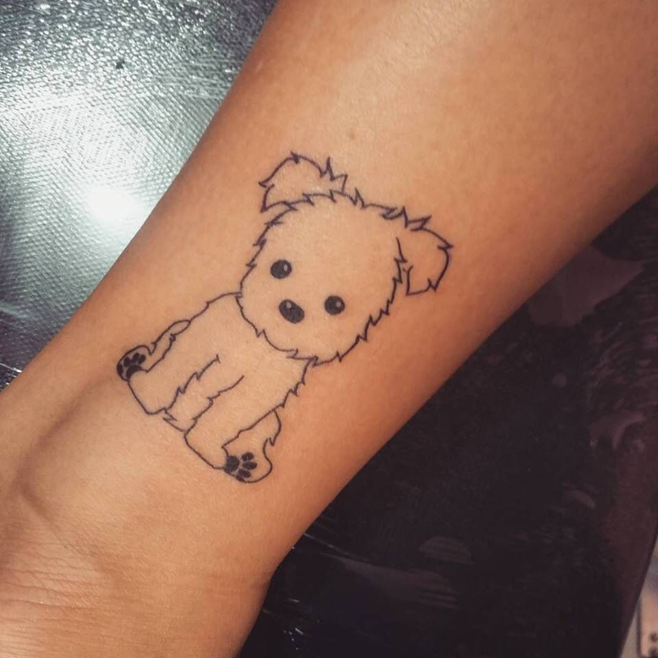 Картинки татуировок детских