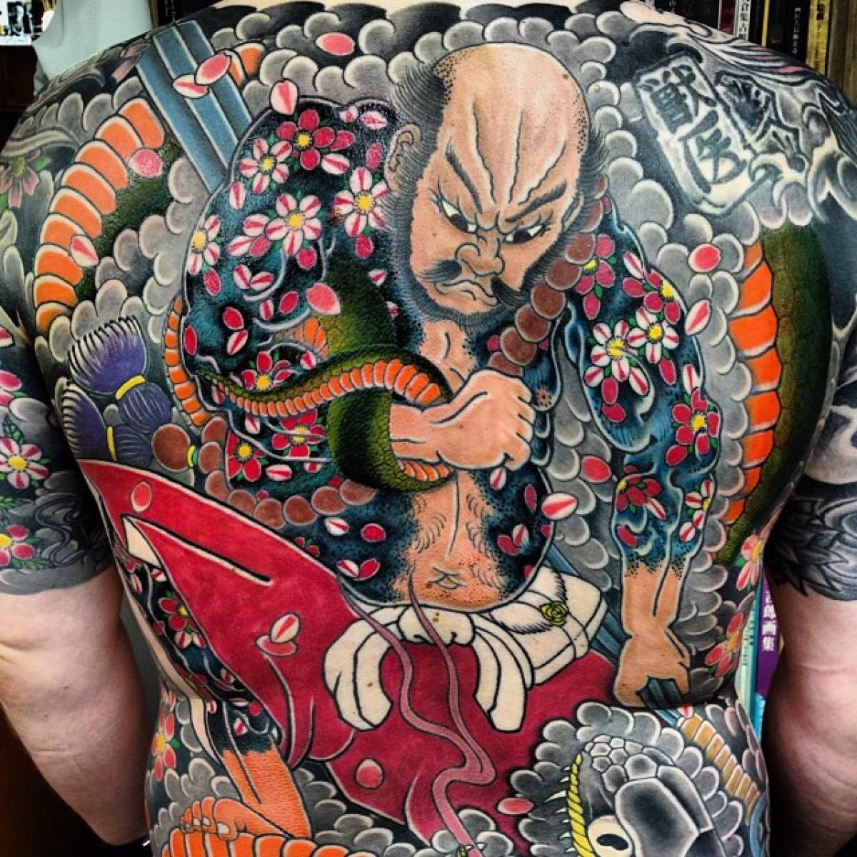 japanese tattoos irezumi meaning and history with pictures - HD1200×1200