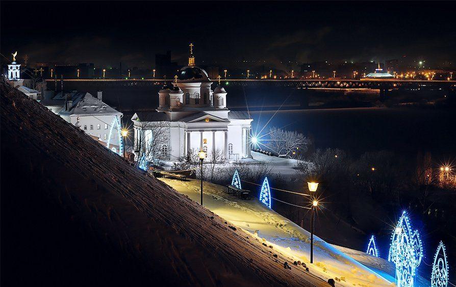 Новый 2019 год в Нижнем Новгороде | отдых, цены, новогодняя ночь картинки