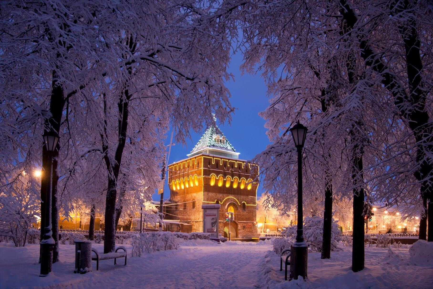 Смотри! Новый год 2019 в Нижнем Новгороде: где отметить, обзор мест новые фото