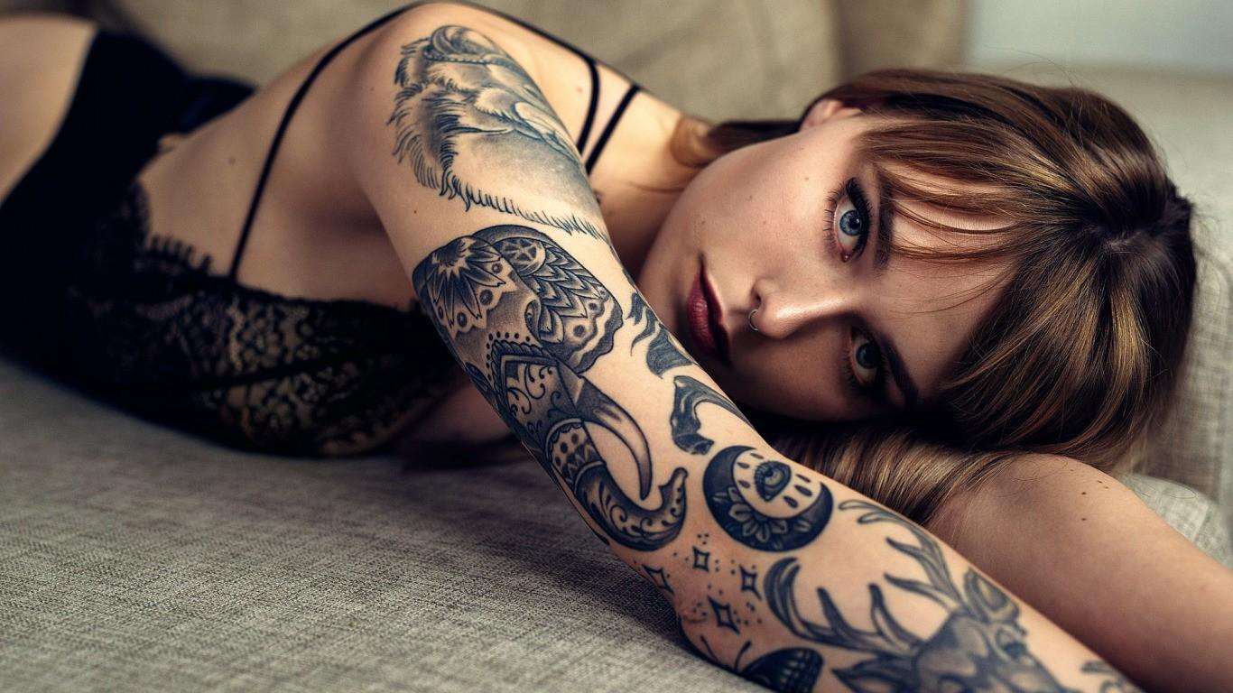Картинки татуировки на теле