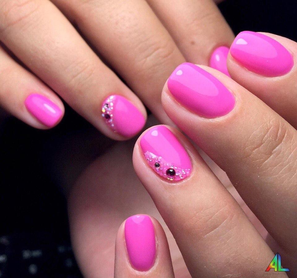 Красивые Идеи Маникюра На Короткие Ногти