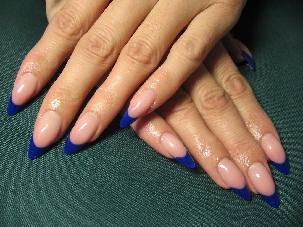 уловить картинки ногтей нарощенных овальных ногтей что