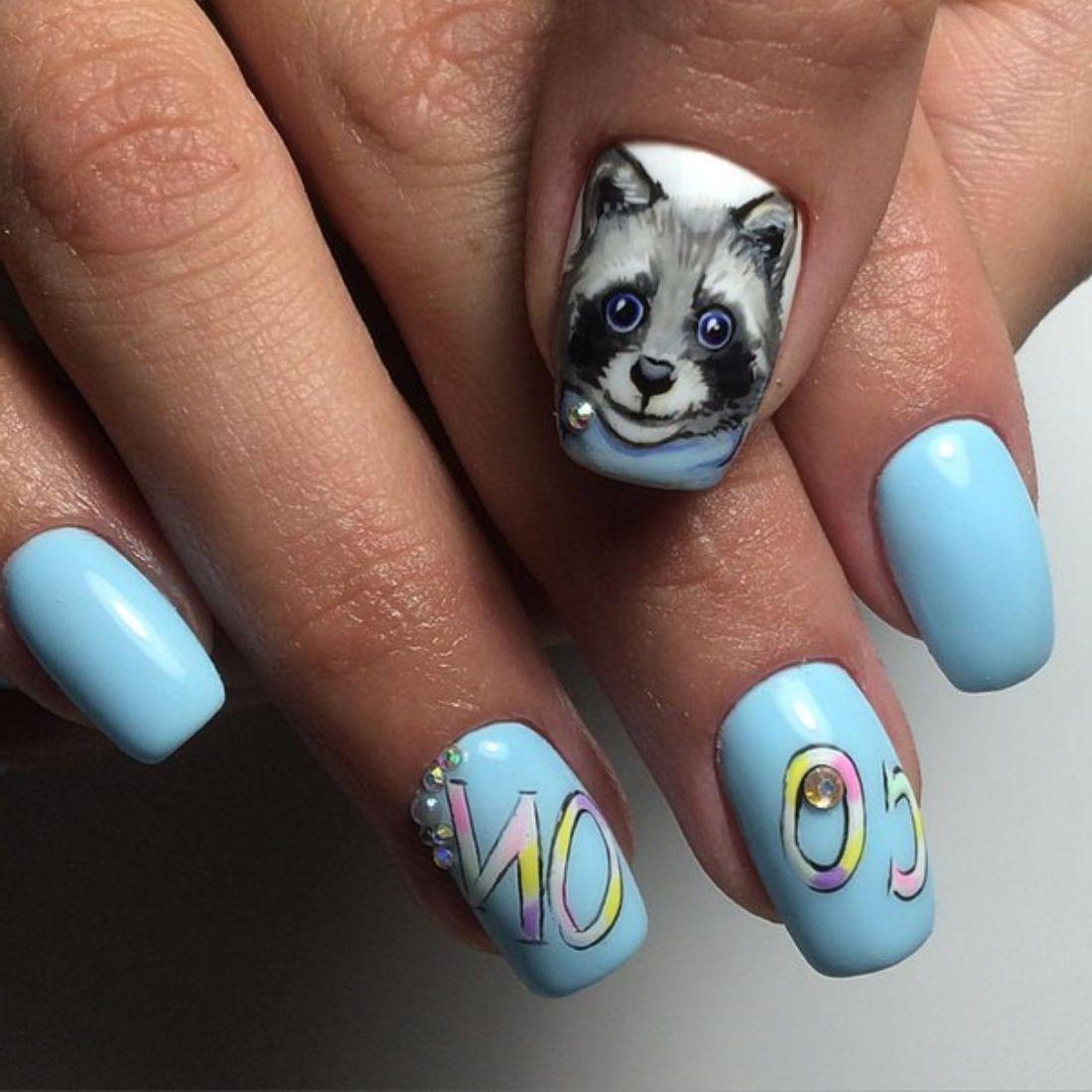 Смешные рисунки на ногтях фото новинки