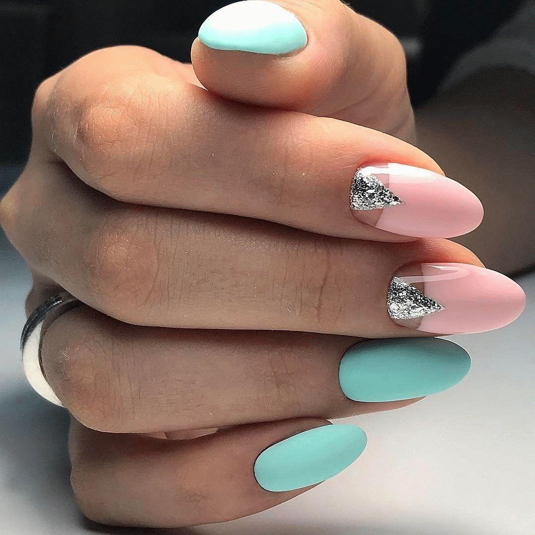 ольга красивые ногти на лето фото букеты