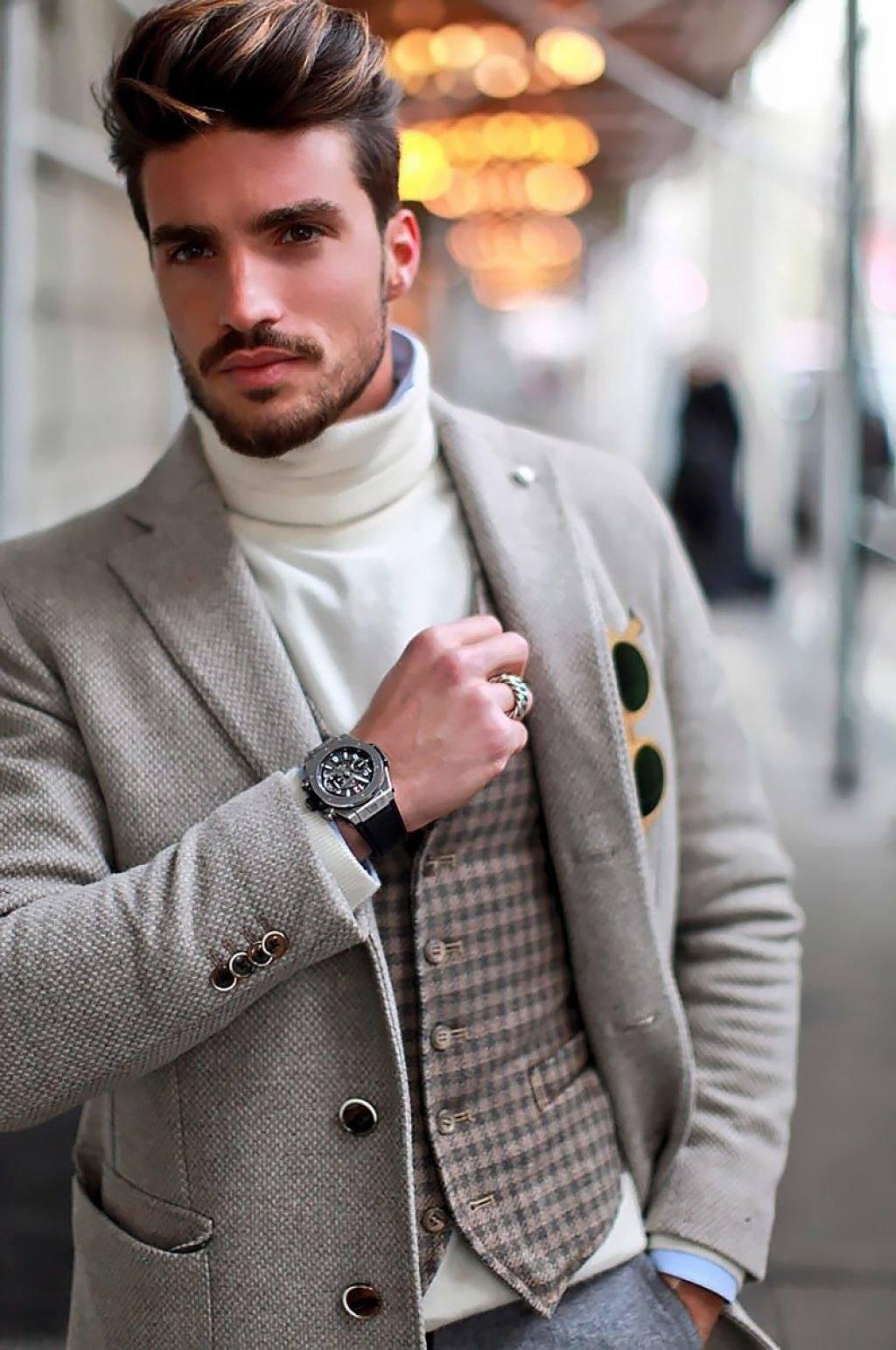 стильная мужская одежда фото стал одним самых