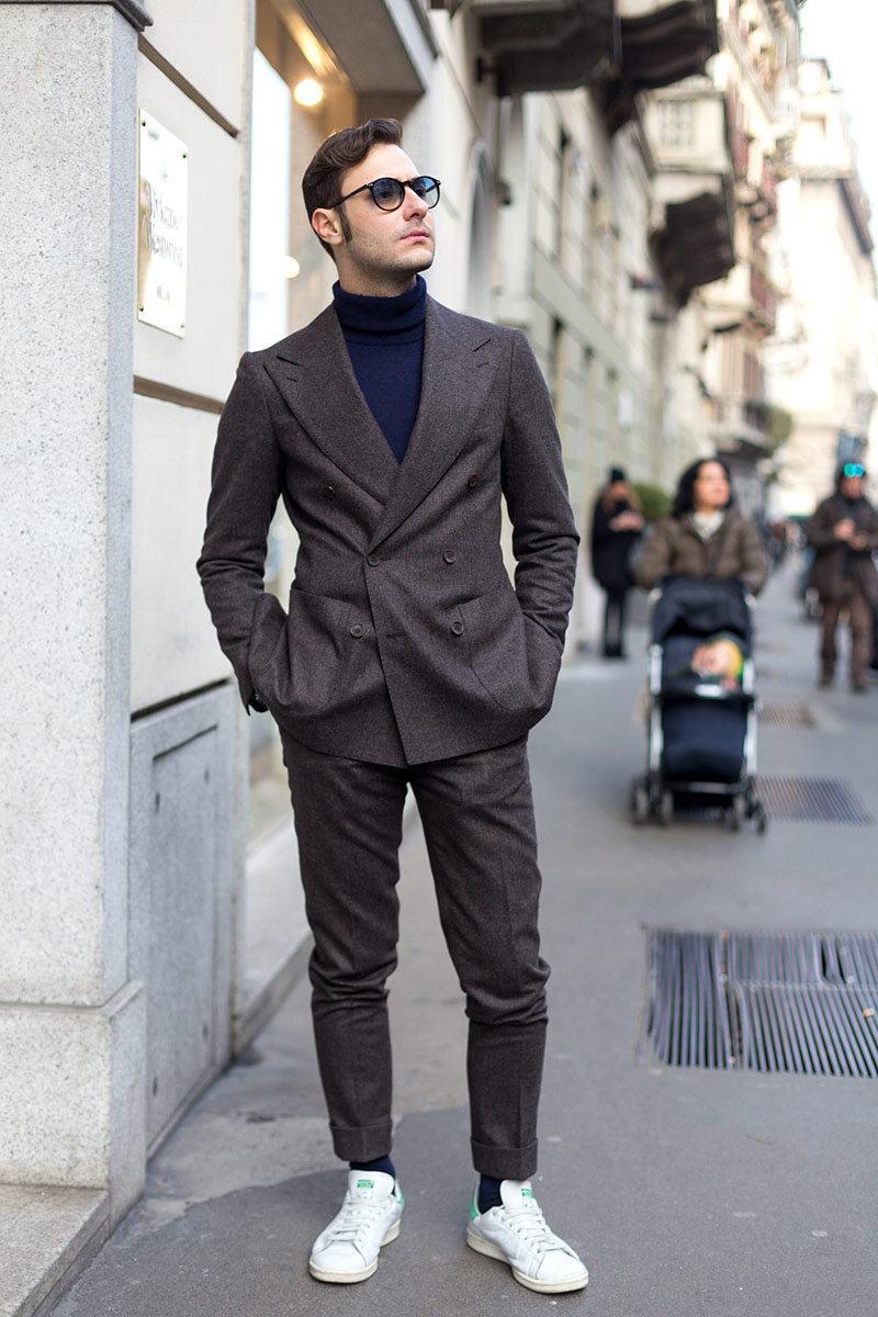9893f0675ea Мужская мода 2019 не отстает от женской. Все чаще интерес именитых  дизайнеров направлен на мужской гардероб