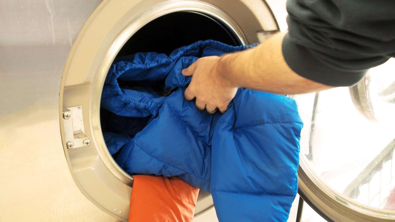 Что делать если в куртке сбился синтепон