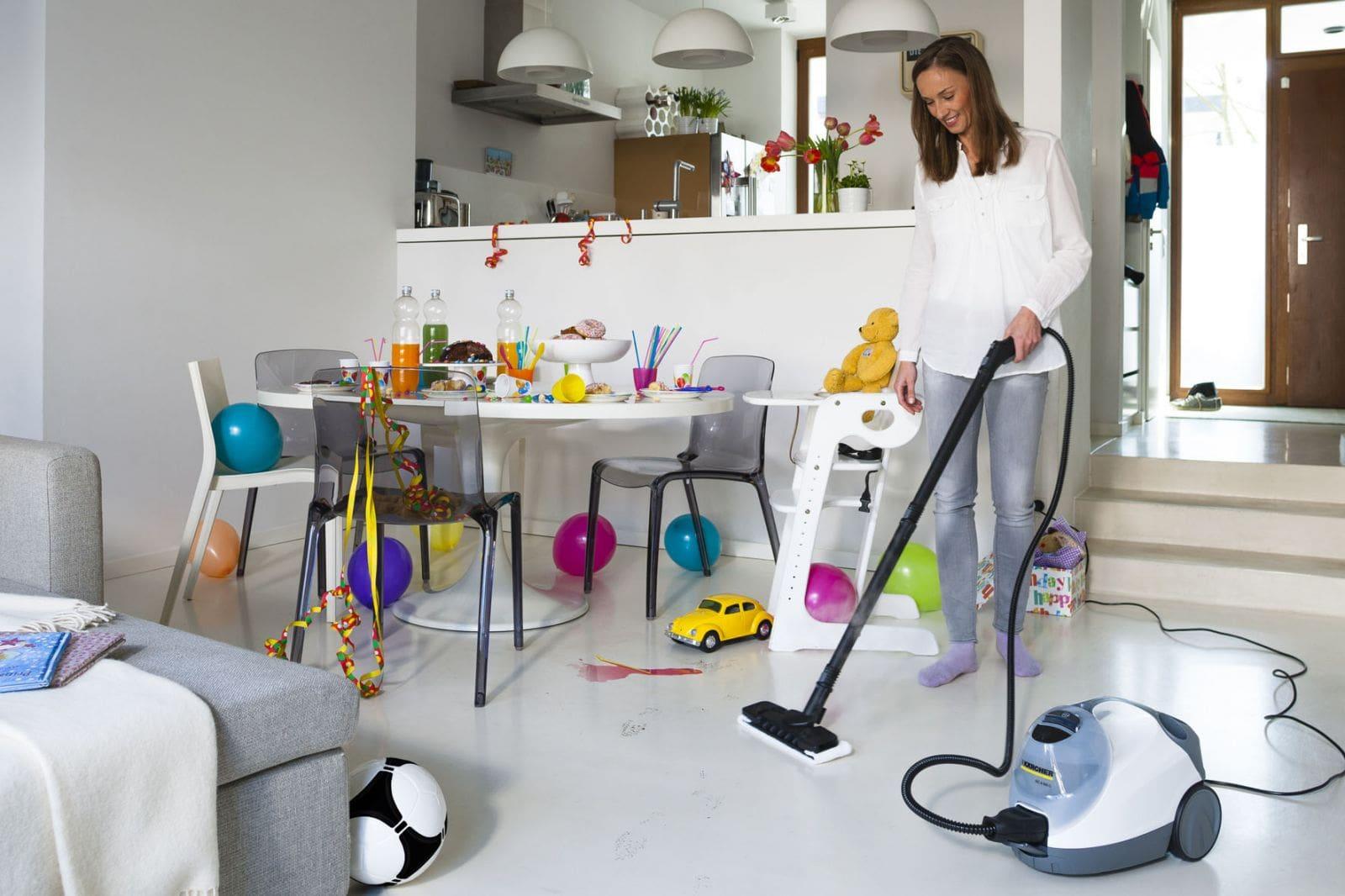 Чистота в комнате картинка