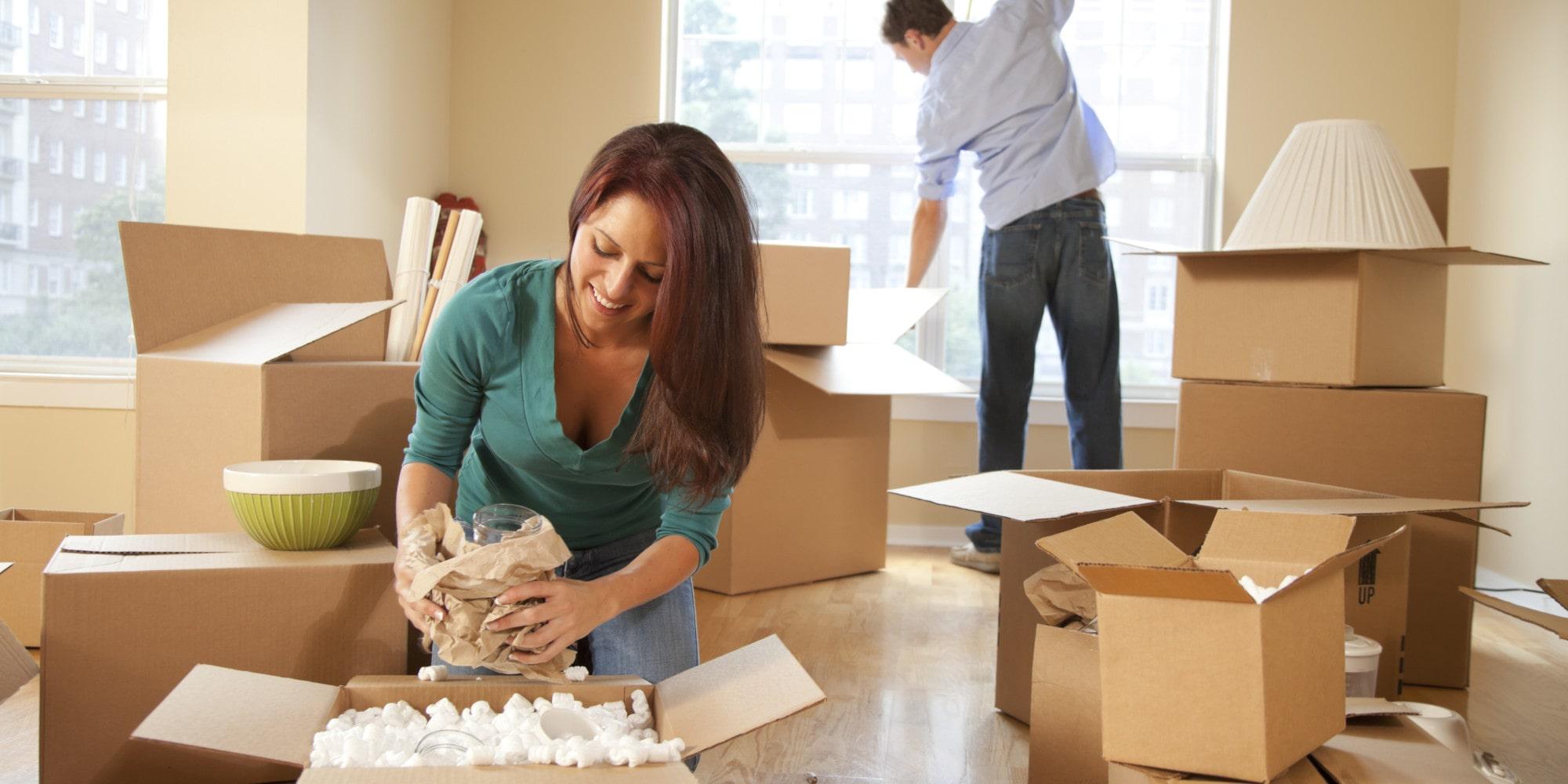Как упаковать вещи при переезде: советы и рекомендации