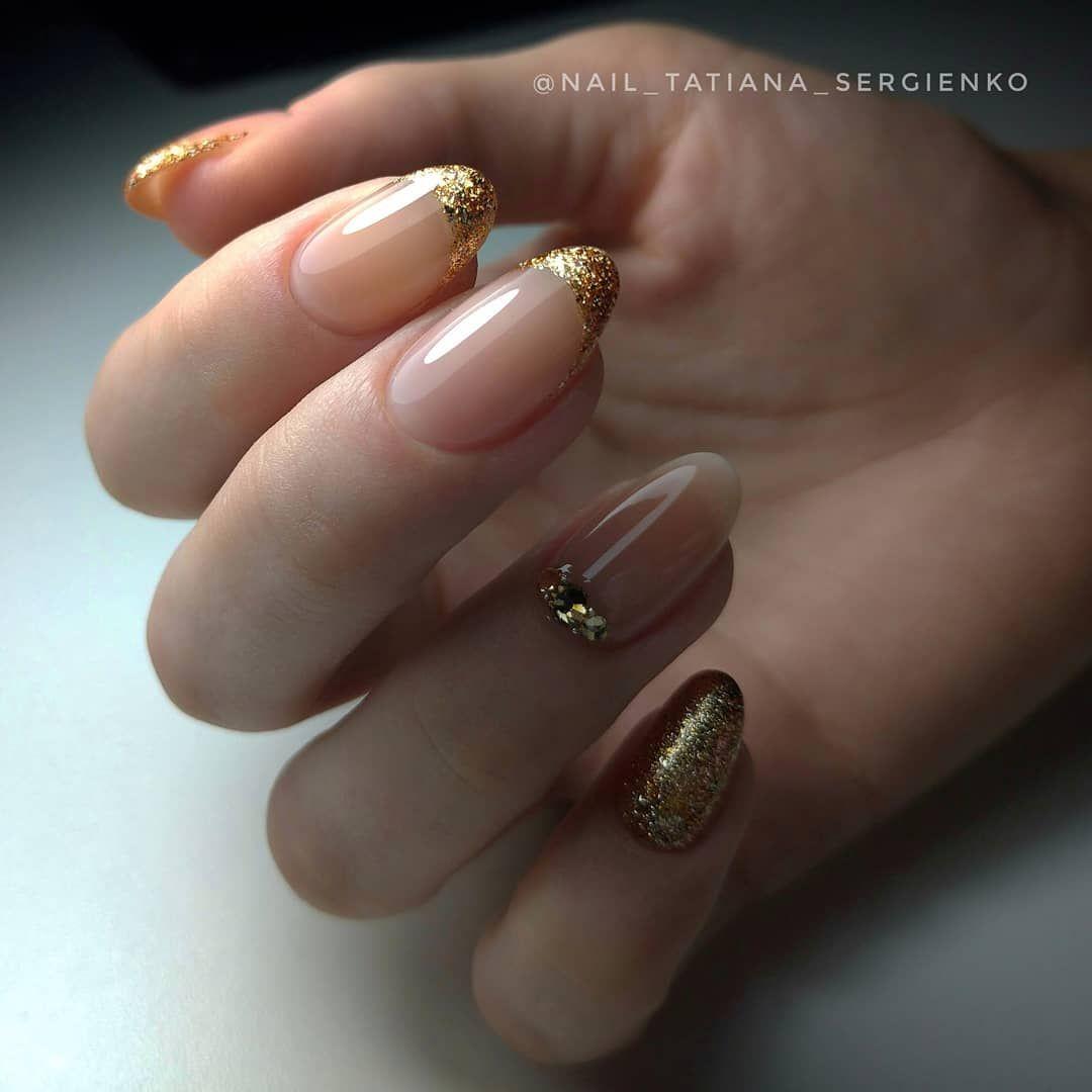 тенденция дизайна ногтей