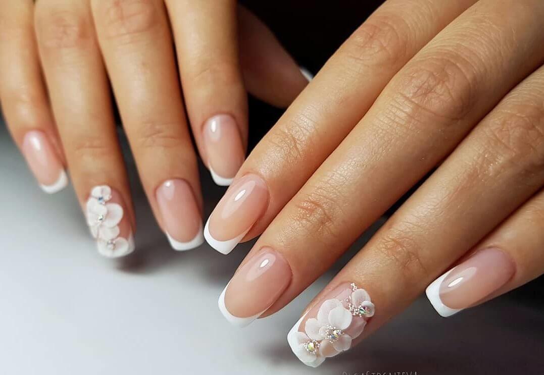 lautre-chose-donna-autunno-inverno-1 Классический френч на ногтях: 100 фото идей и новинок дизайна