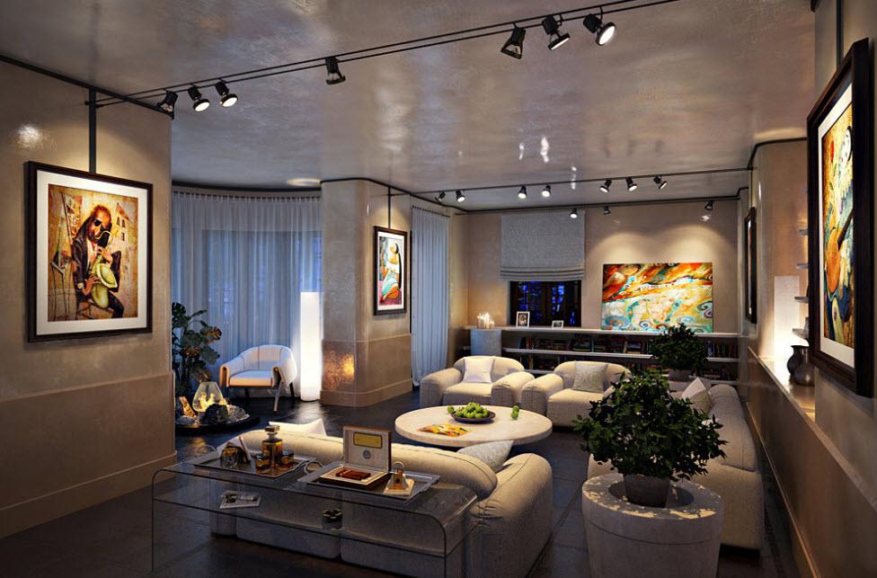 Модульные гостиные в современном стиле фото купить себе