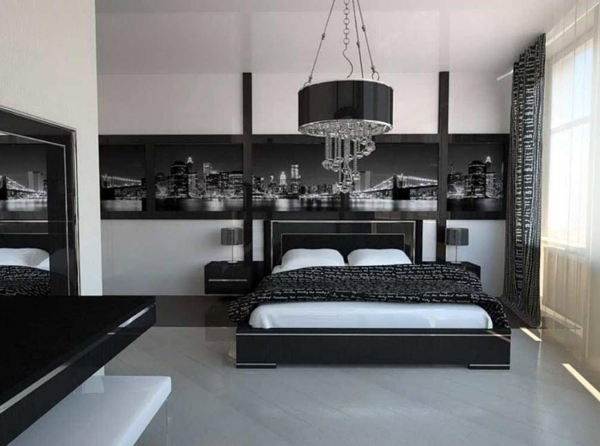Декор спальни: принципы, рекомендации и стильные идеи на фото