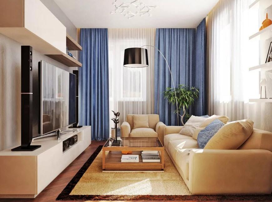 заключалась простой дизайн гостиной в картинках сушеных ягод