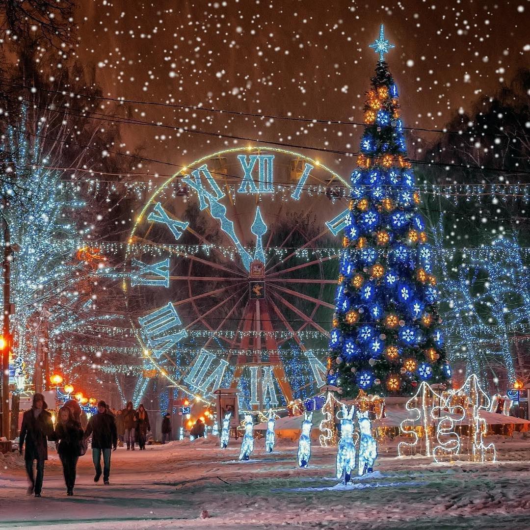 Новый год 2020 в Подмосковье: где встретить долгожданный праздник