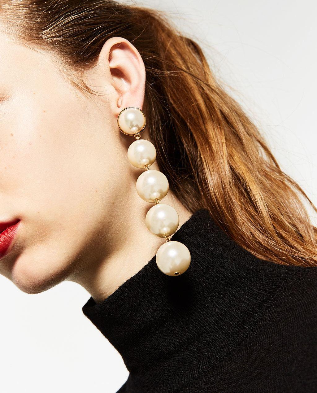 Фото модного стиля украшения ушей