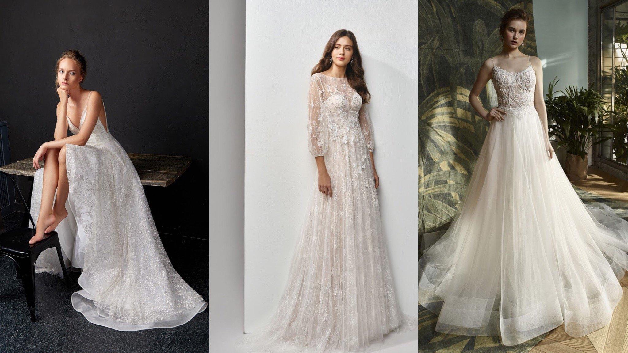 Что надеть на свадьбу гостье осенью-зимой 2019-2020: фото