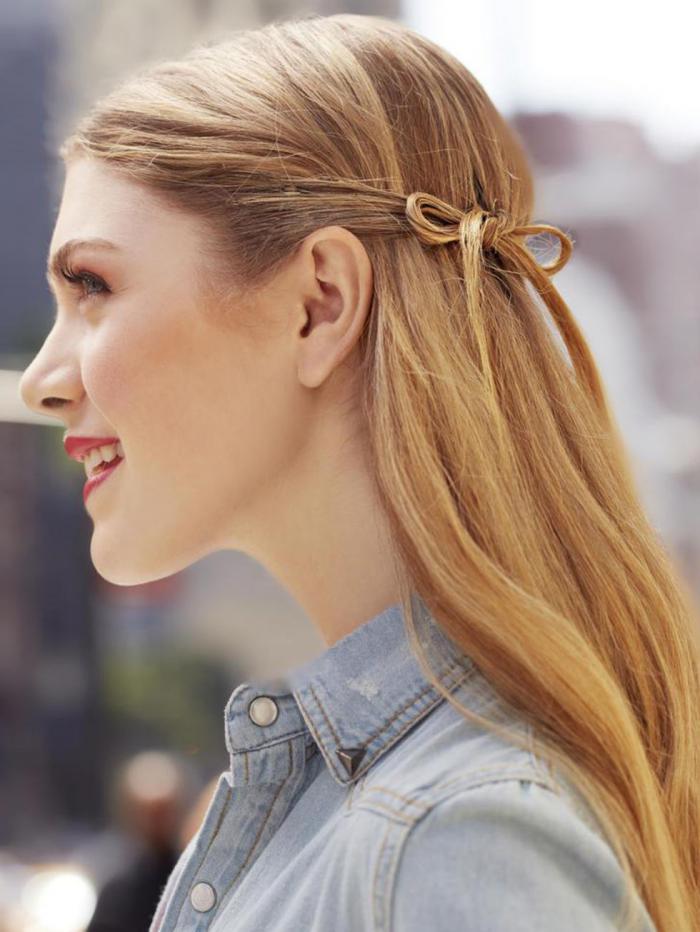 Легкость и совершенство в летних женских прическах 2020