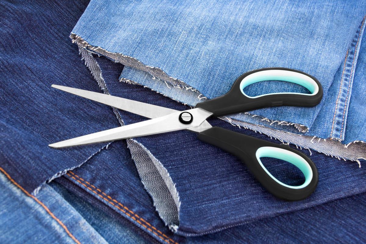 Полезные вещи из джинсов своими руками