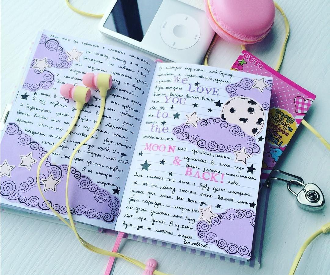 идеи для разворотов в личном дневнике картинки это полезное
