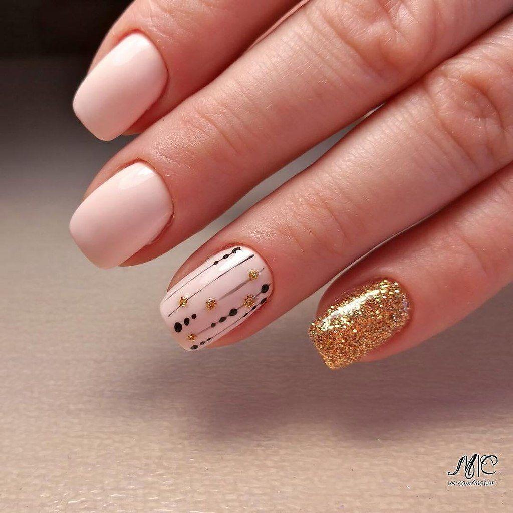 Дизайн ногтей простой и красивый фото valti.ru
