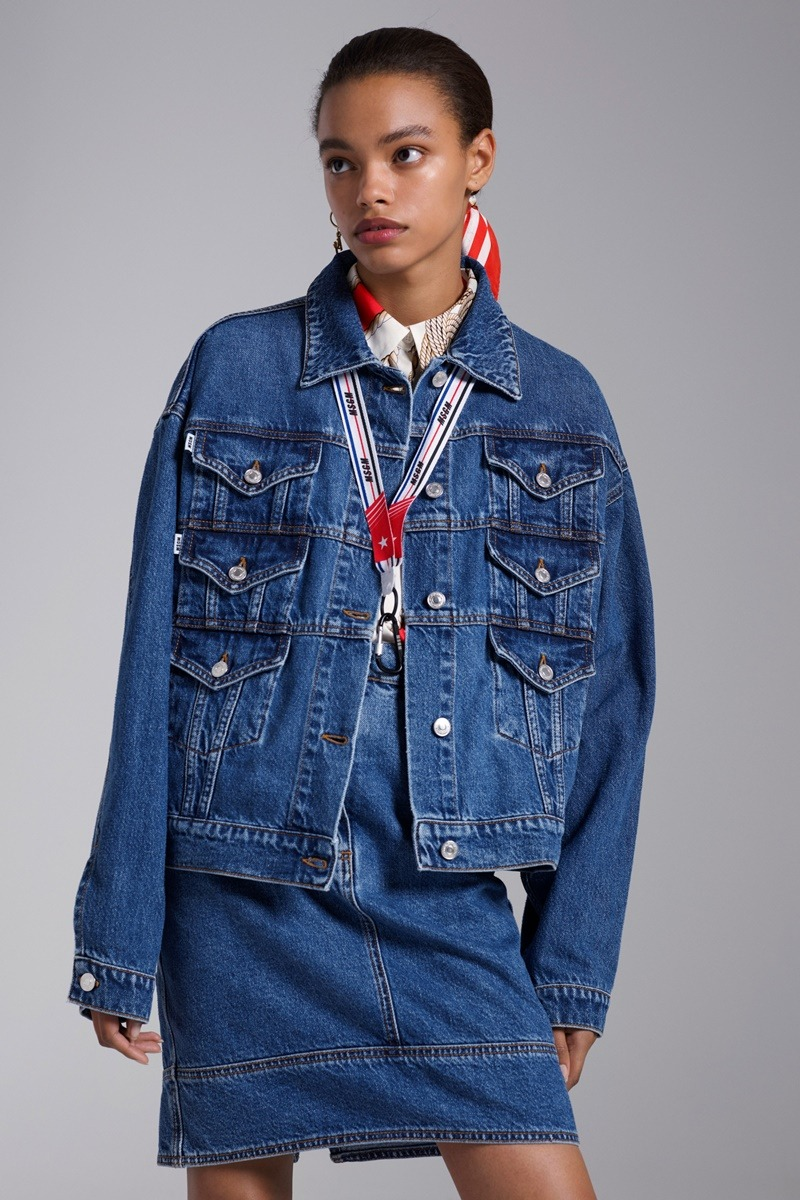 С чем носить джинсовую куртку: стильные луки и фото-примеры удачных сочетаний