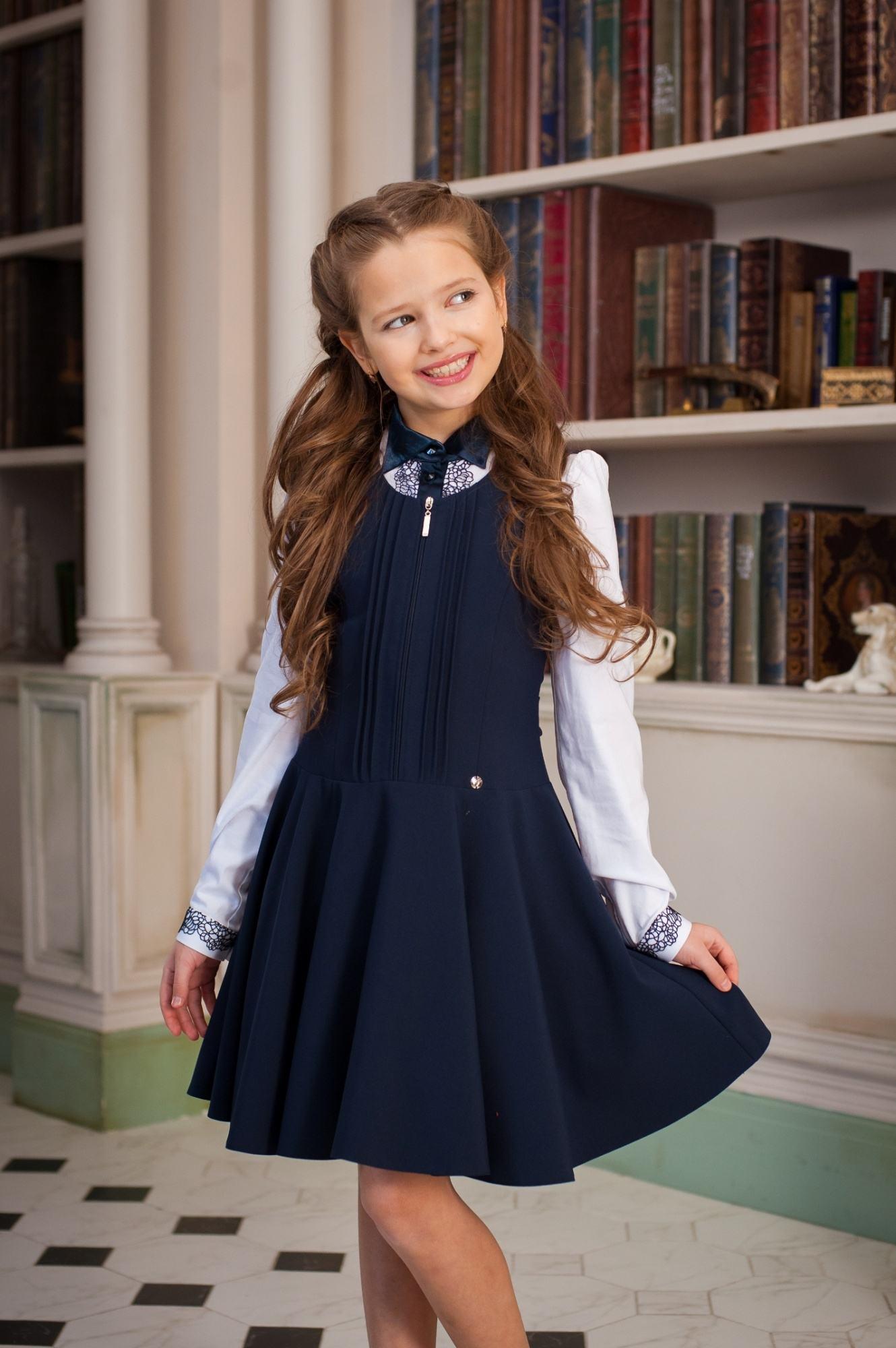 Школьная форма для девочек 2020-2021: модная одежда для начальных, средних и старших классов