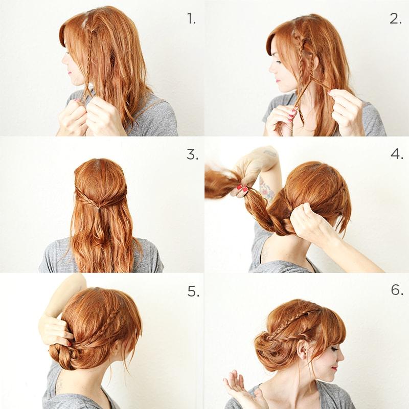 Как покрасить волосы самой себе пошаговая инструкция