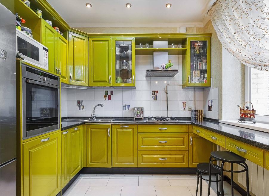 Кухни для кухни дизайн 2017 года новинки угловые