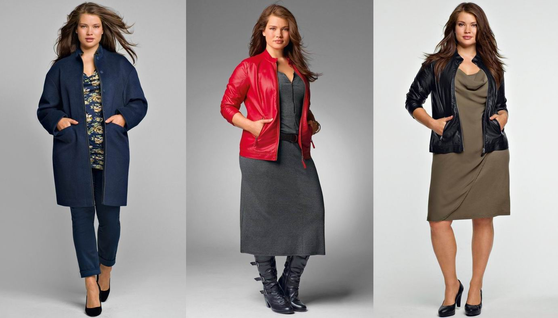 Как одеваться ПОЛНЫМ женщинам (10 правил 82 фото)