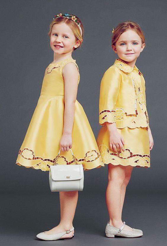 Платья мода для девочек
