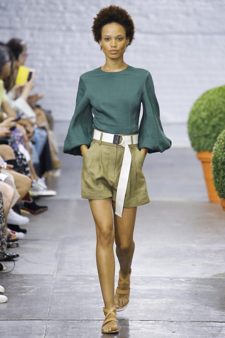 Модные шорты 2017 лето женские