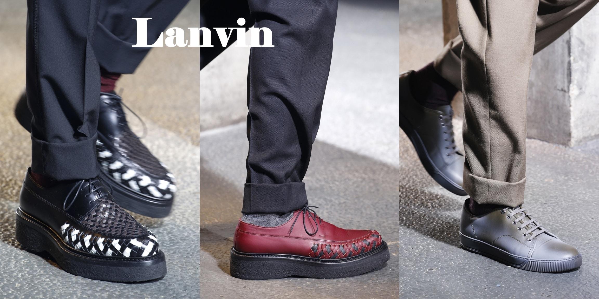 Обувь 2017 года модные тенденции мужские